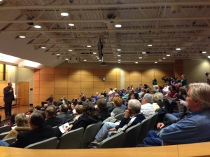 Great turn out in Sioux Falls, SD!